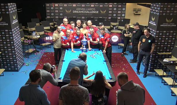 Team Usa Wins Billiardsforums Com
